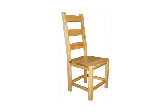 Amish Chair | Straight Back Chairs | Dining Chairs | Farmhouse Chairs |  Dining Room Furniture