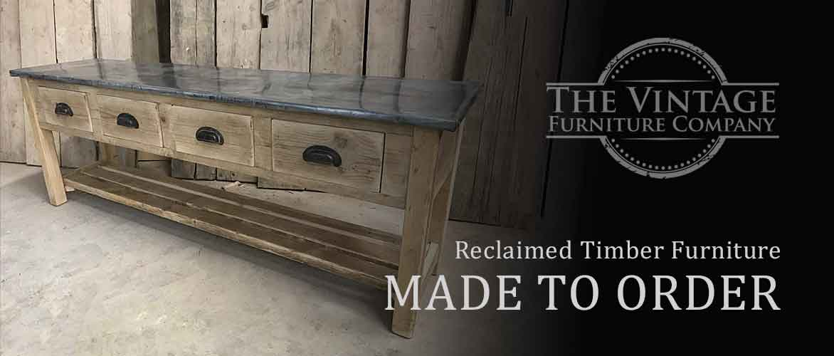 Vintage Furniture Co Handmade Furniture From Reclaimed Timber