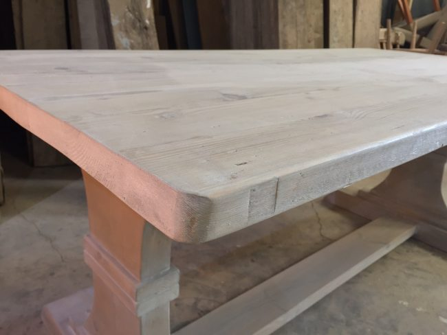 Hourglass Dining Table | Reclaimed Wood Table | Reclaimed Timber Table | DiningTable | Vintage Table | Wooden Table | Kitchen Table | Elegant Dining Table | Farmhouse Table | Rustic Table