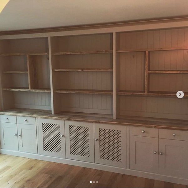 Bespoke Joinery | Bespoke Cabinets | Handmade Shelving | Handmade Cupboards | Made to Measure Wardrobes | Bespoke Joinery | Handmade Kitchens | Cabinets | Shelving | Vintage Shelving | Rustic Shelving | Rustic Kitchens | Vintage Kitchens