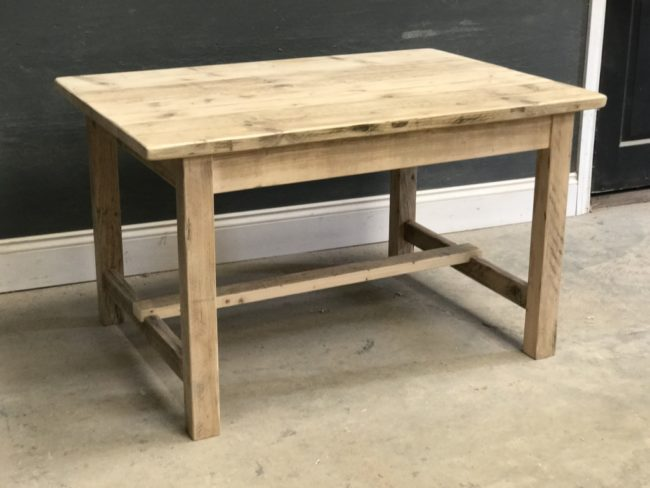 Reclaimed Vintage Refectory Table Vintage Dining | Rustic Dining Table | Reclaimed Table | Refectory Table | Vintage Table | Wooden Table | Kitchen Table