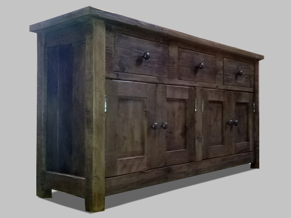 Handmade furniture from reclaimed materials in Harrogate, North Yorkshire